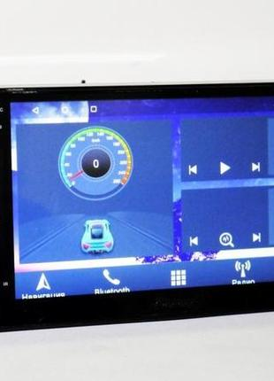 Автомагнитола 1din Pioneer FY6511 GPS, 4Ядра, 1/16Gb, Adnroid