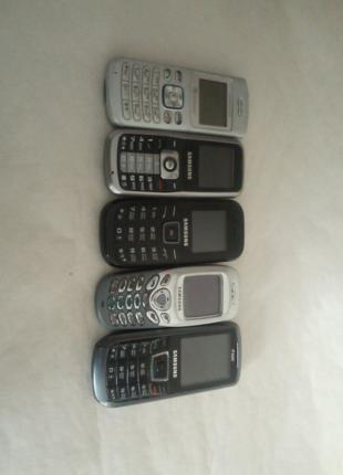 5 телефонів Samsung