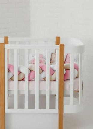 Дитяче ліжечко трансофрмер