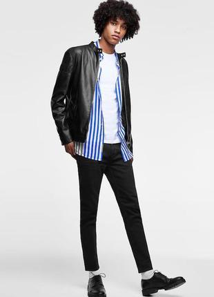 Новая мужская куртка zara 52 54 чоловіча куртка zara xxl