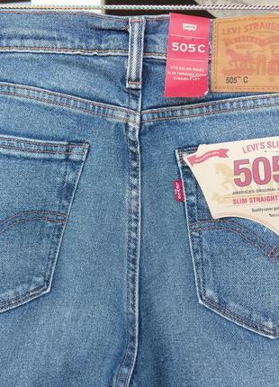 Levis 505. настоящие идеальные женские джинсы.