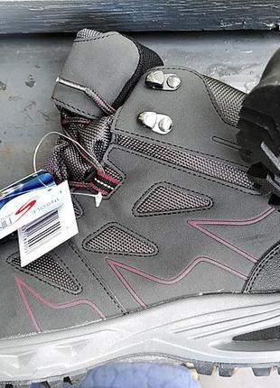 Ботинки термо треккинговые CRIVIT 42,43 Germany