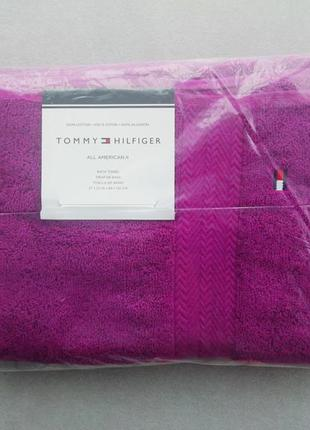 🔥🔥банное полотенце tommy hilfiger