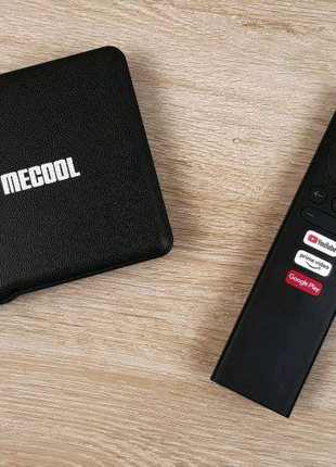 ⫸AndroidTV Mecool Km1 Classic 2/16 Amlogic S905x3 smart Tv бокс
