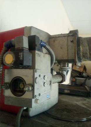 Газовая вентиляторная горелка RIELLO RS 28 TS