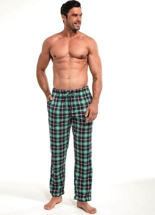 Мужские хлопковые пижамные штаны cornette 691/21