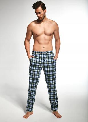 Мужские хлопковые пижамные штаны cornette 691/16