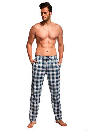Мужские хлопковые пижамные штаны cornette 691/13