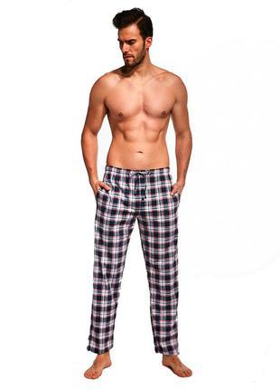Мужские хлопковые пижамные штаны cornette 691/14