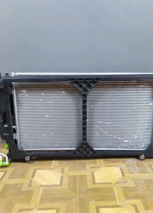 Касета радиатора, Nissan Leaf ZE1 комплект радіаторів 2018-2020