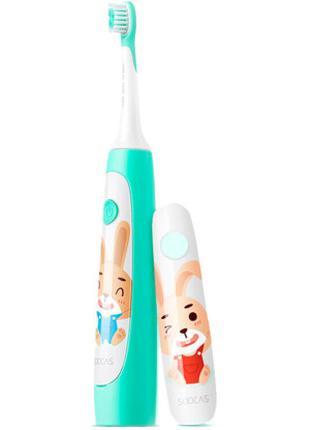 Зубная щетка Xiaomi Soocas C1 бело-голубая