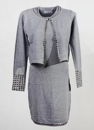 Платье с болеро beaty woman