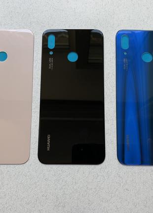 Huawei P20 lite задняя стеклянная крышка на замену зад скло