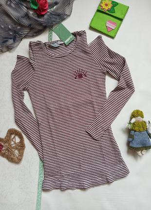 Хлопковый лонгслив футболка с длинным рукавом кофточка от рepp...