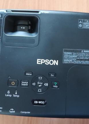 Проектор Epson EB-W02