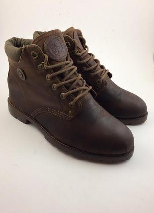 Diesel кожаные ботинки оригинал