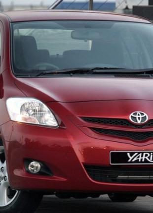 Задняя арка для Toyota Yaris XP90 Sedan