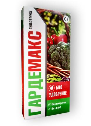 Gardemax - Биоудобрение для высокой урожайности (ГардеМакс)-Ампул