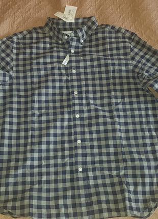 Рубашка с длиным рукавом под джинсы. Old Navy (США)