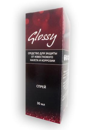 Glossy - спрей для защиты от известкового налёта и коррозии