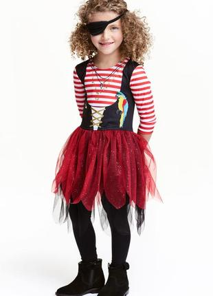 Платье h&m размер: 92(1-2y)