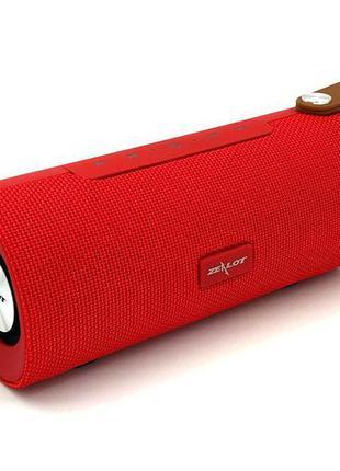 Колонка Bluetooth ZEALOT S30 Red
