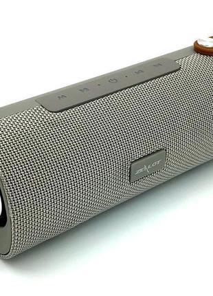 Колонка Bluetooth ZEALOT S30 Grey