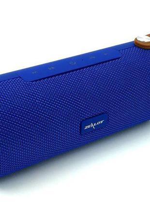 Колонка Bluetooth ZEALOT S30 Blue