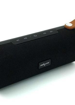 Колонка Bluetooth ZEALOT S30 Black