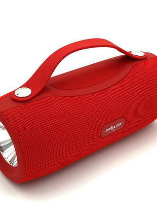 Колонка Bluetooth ZEALOT S29 Red