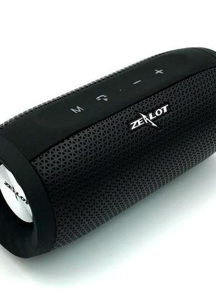 Колонка Bluetooth ZEALOT S16 Black