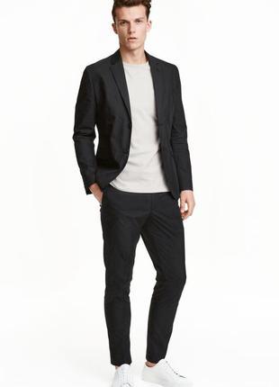 Костюмные брюки h&m размер 46