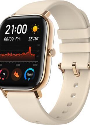 Смарт-часы Amazfit GTS Gold
