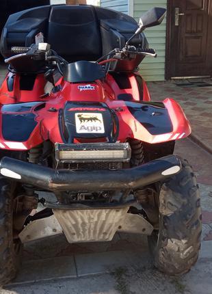 Квадолцикл Kawasaki KVF 360 4x4 Prairie