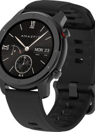 Смарт-часы Amazfit GTR 42 mm Black