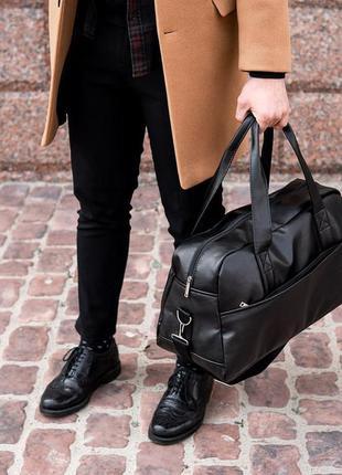 Мужска кожаная сумка