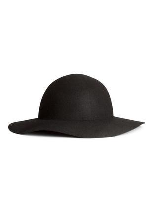 Фетровая шляпа h&m