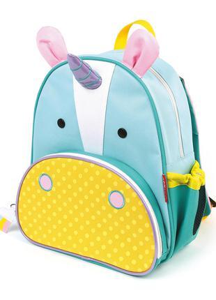 "Детский рюкзак Skip Hop Zoo ""Единорог"". Оригинал"