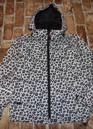 Новая куртка ветровка девочке 6 лет
