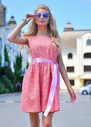 Платье с поясом 😍🥰