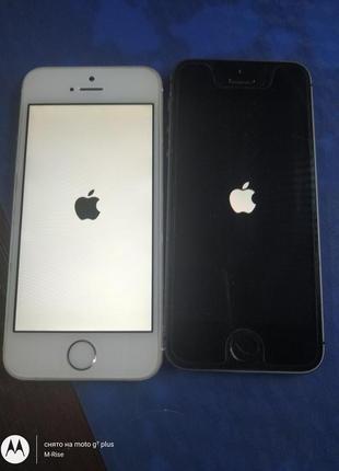 IPhone 5S 16GB из США! Icloud ON ! ios 12.4.8/ Неверлок .Донор !.