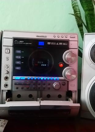 Музыкальный центр Samsung MAX-KC650