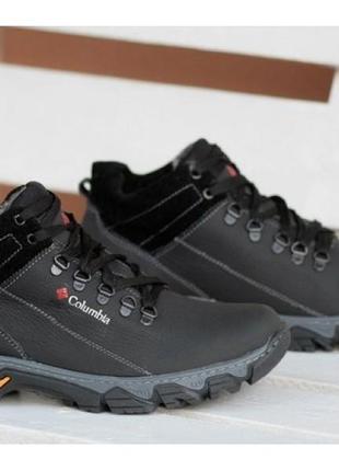 Мужские кожаные ботинки col 47-47
