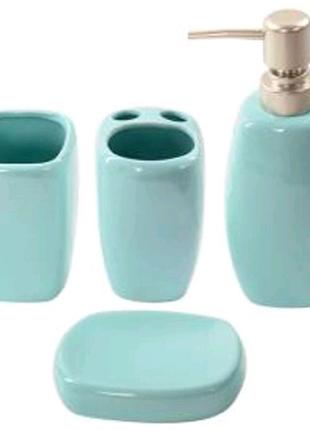 Набор для ванной керамический.