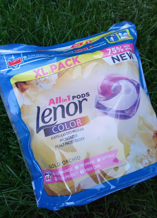 Lenor all in 1 pods 44шт