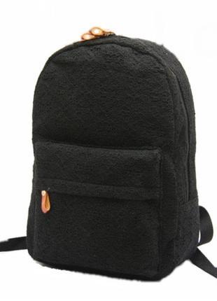 Модный стильный городской кружевной рюкзак