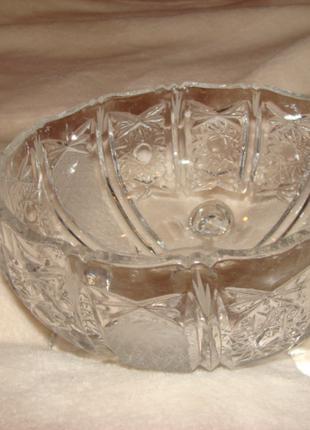 Красивая и удобная вазочка для конфет, разных мелочей, украшения