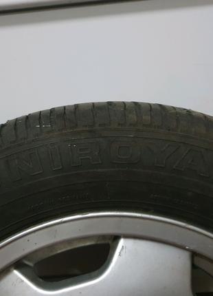 Шына Uniroyal 205/60 R15 из Германии 100%