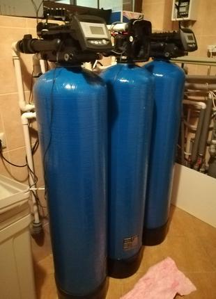 Фильтры для воды. Обслуживание систем очистки воды. Ремонт, серви