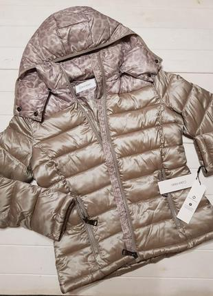 Пуховик куртка calvin klein размер с, оригинал